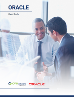 Oracle Supplier Diversity Case Study